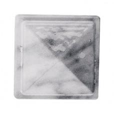 Carrara Stud 3x3 cm