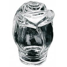 Pure crystal rosebud 12x7,5 cm