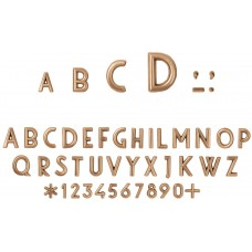 Letters and Numbers Extra