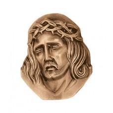 Wall plate Christ 10 cm