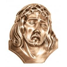 Wall plate Christ 13 cm